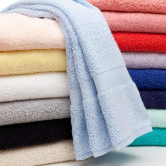 Handtuch Venice Stick Herka-Frottier Klassik Bad Baumwolle terry towel bath