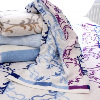 Handtuch Marina Herka-Frottier Modern Living Bad Baumwolle cotton terry towels made in Austria