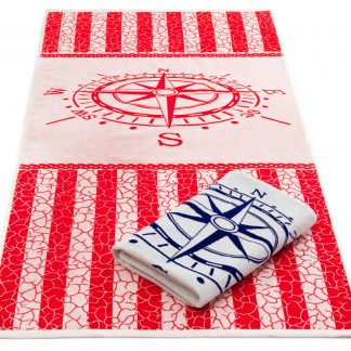 Handtuch Neptun Strandhandtuch Modern Living Luxus Herka-Frottier Baumwolle Bad cotton terry beach towel made in Austria