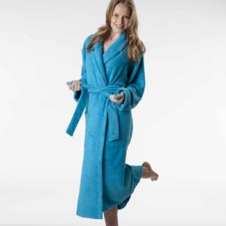Bademantel Handtuch Ibiza Herka-Frottier terry towel bath robe cotton Baumwolle