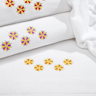 landliebe-daisy-stick-handtuch-herka-frottier-geschenke-gaeste-tuecher-bad-terry-towel-embroidery-cotton-baumwolle