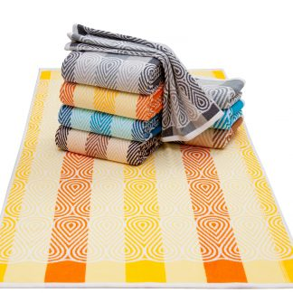 style-einwebung-handtuch-herka-frottier-strand-bad-terry-towel-inweaving-cotton-baumwolle
