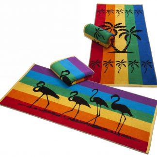 hawaii-paradise-feinzwirn-herka-frottier-neuheiten-terry-towel-cotton-baumwolle-frei