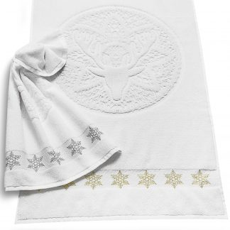 dream-land-weihnachten-handtuch-herka-frottier-terry-towel-cotton-christmas-deer-baumwolle