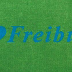 Handtuch Velour Baumwolle Herka-Frottier Promotion Werbung terry towel cotton Freiburg